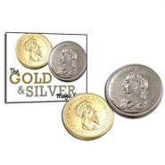 "Монетная иллюзия ""Gold & Silver Illusion"""